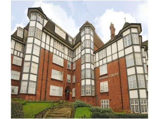 2 Bedrooms Flat for sale in Hendon Way, London, NW2