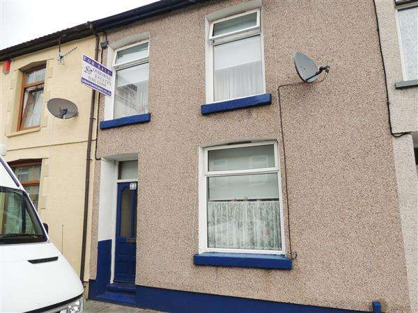 3 Bedrooms Terraced House for sale in Jones Street, Blaenclydach, Tonypandy