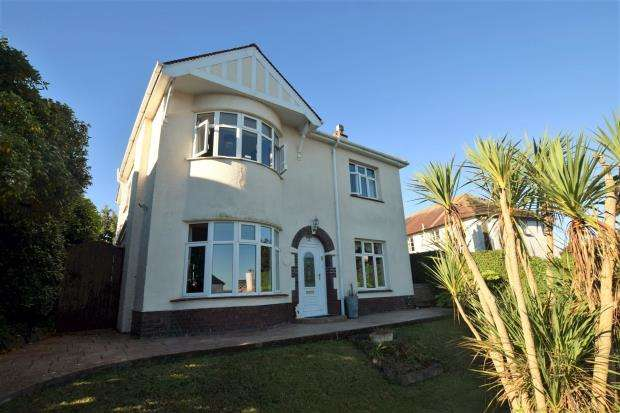 4 Bedrooms Detached House for sale in Osney Avenue, Paignton, Devon