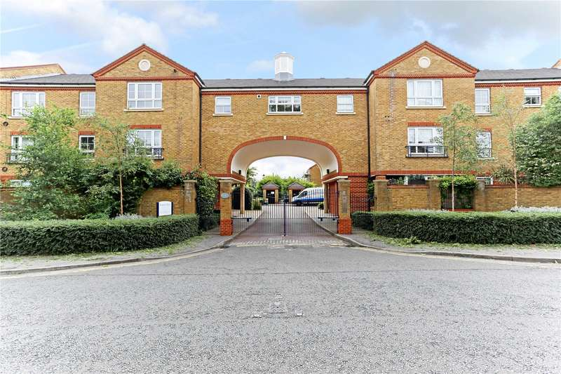 2 Bedrooms Flat for sale in Malthouse Drive, London, W4