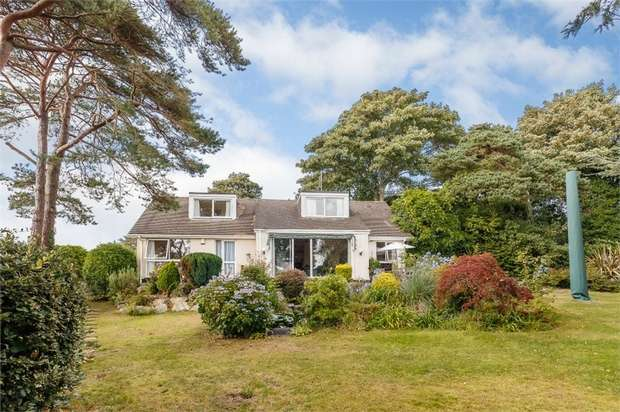 4 Bedrooms Detached House for sale in Trolver Croft, Feock, Truro, Cornwall