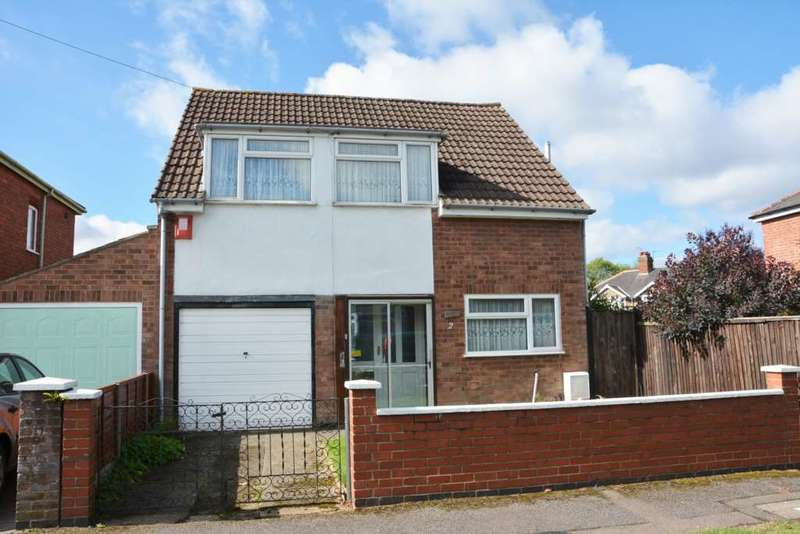 3 Bedrooms Link Detached House for sale in Richmond Road, Hillmorton