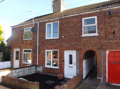 2 Bedrooms Terraced House for sale in Dashwood Road, Alford