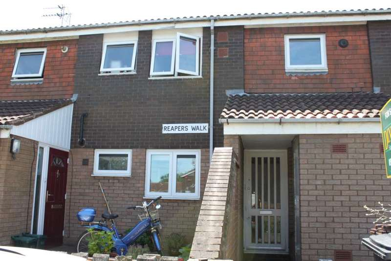 2 Bedrooms Apartment Flat for sale in Reapers Walk, Wolverhampton