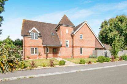 5 Bedrooms Detached House for sale in Burridge, Southampton, Hampshire