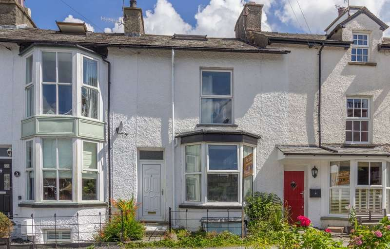 4 Bedrooms Terraced House for sale in 4 Bank Terrace, Bowness-on-Windermere