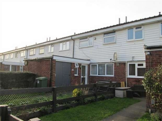 3 Bedrooms Terraced House for sale in Burham Close, PENGE, LONDON