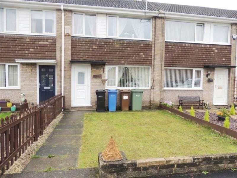 3 Bedrooms Property for sale in Howden Close, Reddish, Stockport
