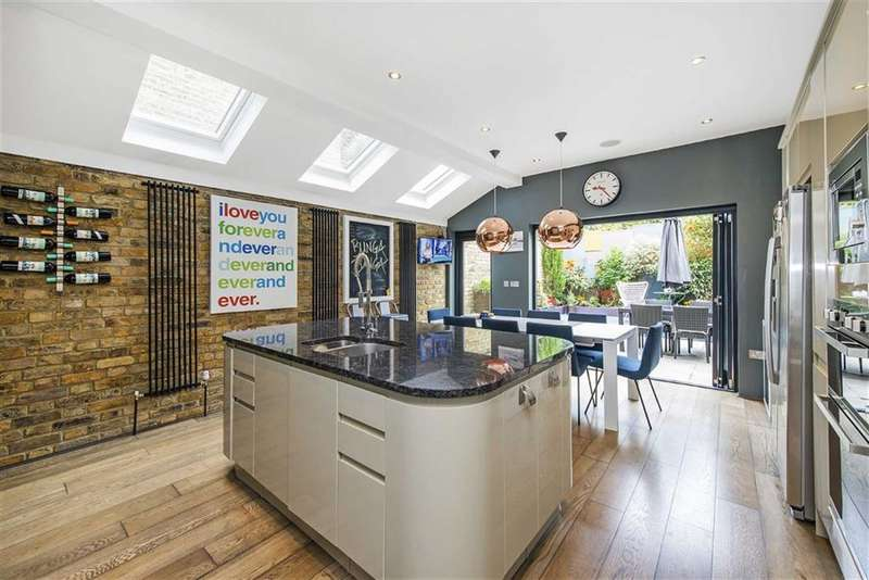 5 Bedrooms Property for sale in Hambalt Road, Abbeville Village, London, SW4