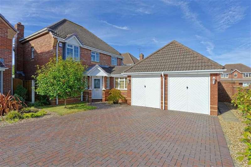 4 Bedrooms Property for sale in Mark Antony Drive, Warwick, Warwickshire, CV34