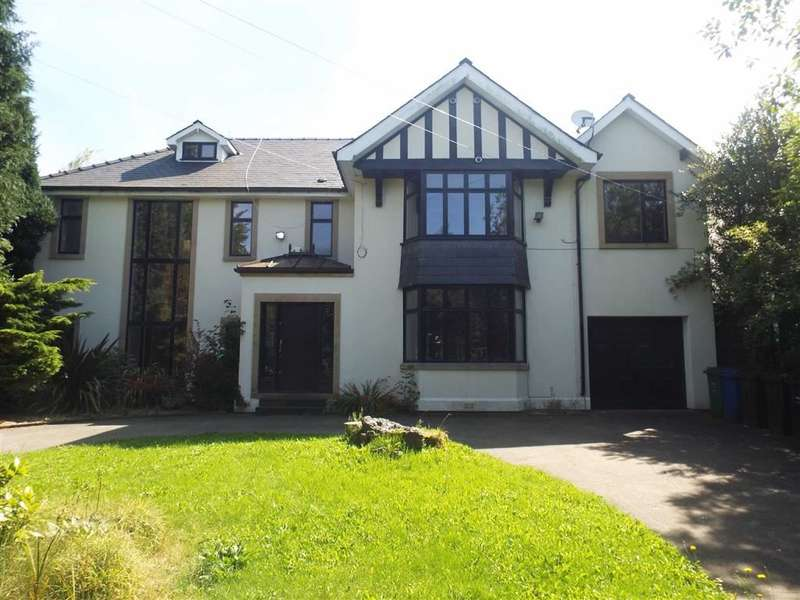 6 Bedrooms Detached House for sale in Sheepfoot Lane, Prestwich