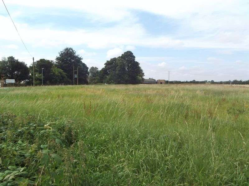 Land Commercial for sale in Building Plot 3, Fen Road, East Kirkby, Near Spilsby