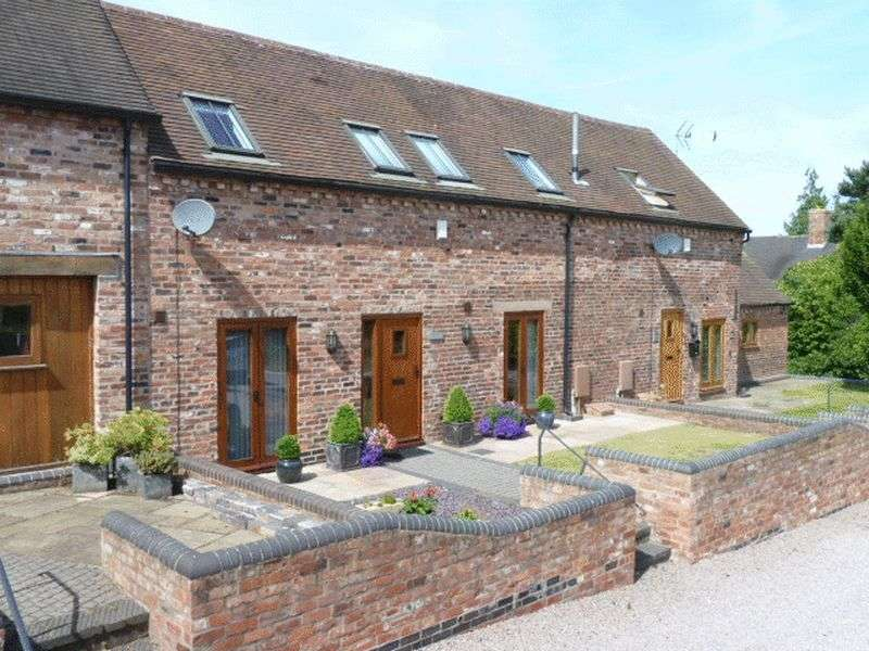 3 Bedrooms Property for sale in The Stable Barn, Blythbury Farms Barns. Shifnal