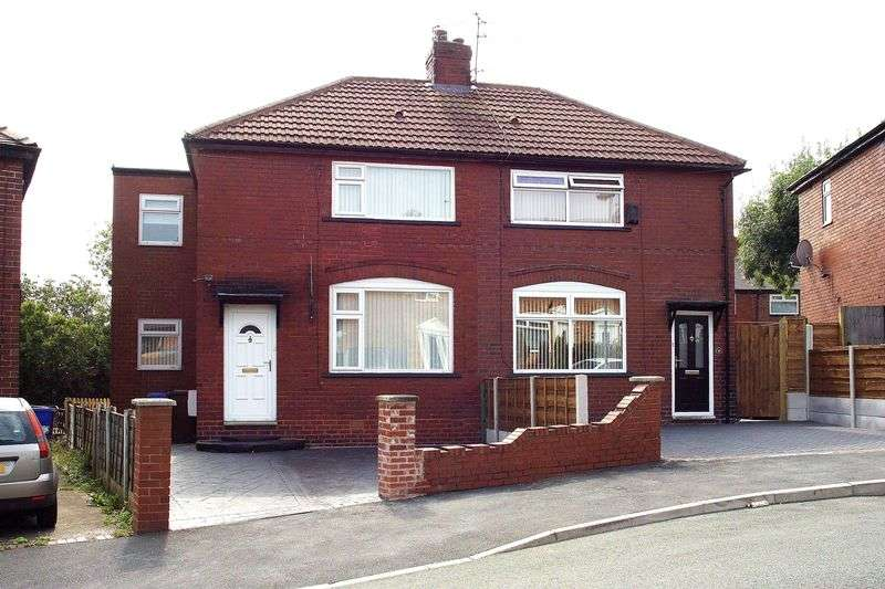 3 Bedrooms Semi Detached House for sale in Alderley Street, Ashton-Under-Lyne