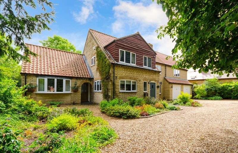 6 Bedrooms Detached House for sale in The Shieling, The Green, Nocton