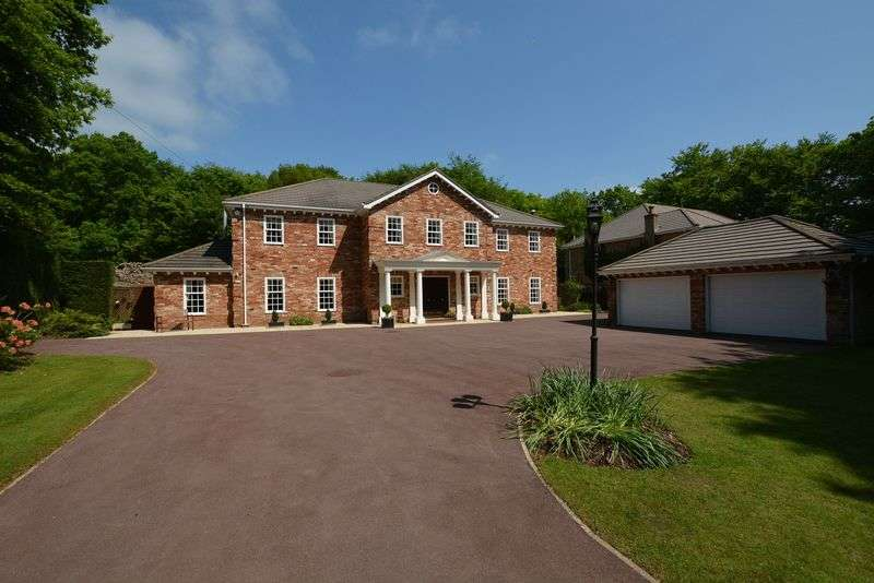 5 Bedrooms Detached House for sale in Old Long Grove, Seer Green