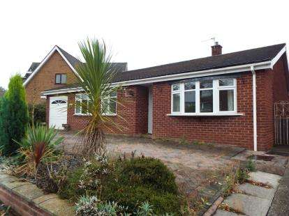 2 Bedrooms Bungalow for sale in Dorchester Road, Cannock, Staffordshire