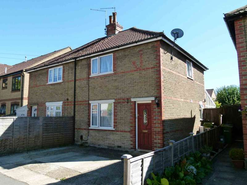 2 Bedrooms Semi Detached House for sale in Portland Road, Dorking