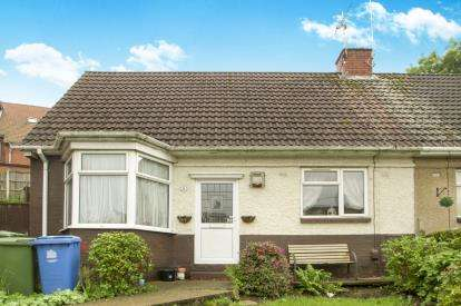 2 Bedrooms Semi Detached House for sale in Ruskin Road, Mansfield, Nottinghamshire