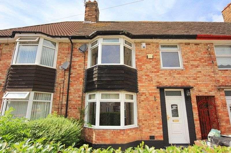 3 Bedrooms Terraced House for sale in Blacklock Hall Road, Speke, Liverpool, L24
