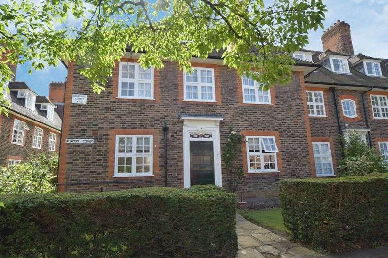 3 Bedrooms Flat for sale in Bigwood Road, Hampstead Garden Suburb, London NW11