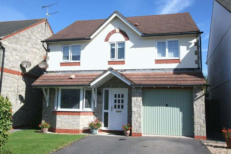 4 Bedrooms Detached House for sale in Cwrt Syr Dafydd, Llantwit Major