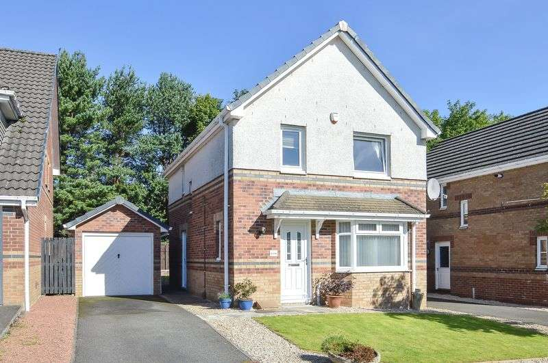 3 Bedrooms Detached House for sale in 116 Buchanan Crescent, Livingston, West Lothian, EH54 7EF
