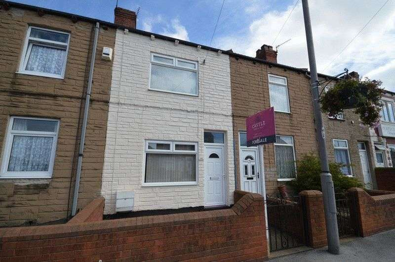 2 Bedrooms Terraced House for sale in Featherstone Lane, Pontefract