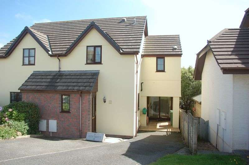 3 Bedrooms Semi Detached House for sale in Forth An Tewennow, Hayle