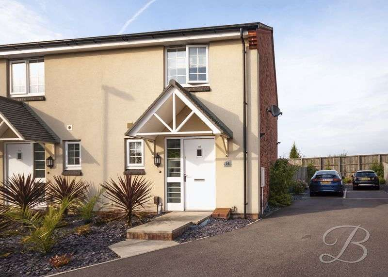 2 Bedrooms Semi Detached House for sale in The Fields, Rainworth