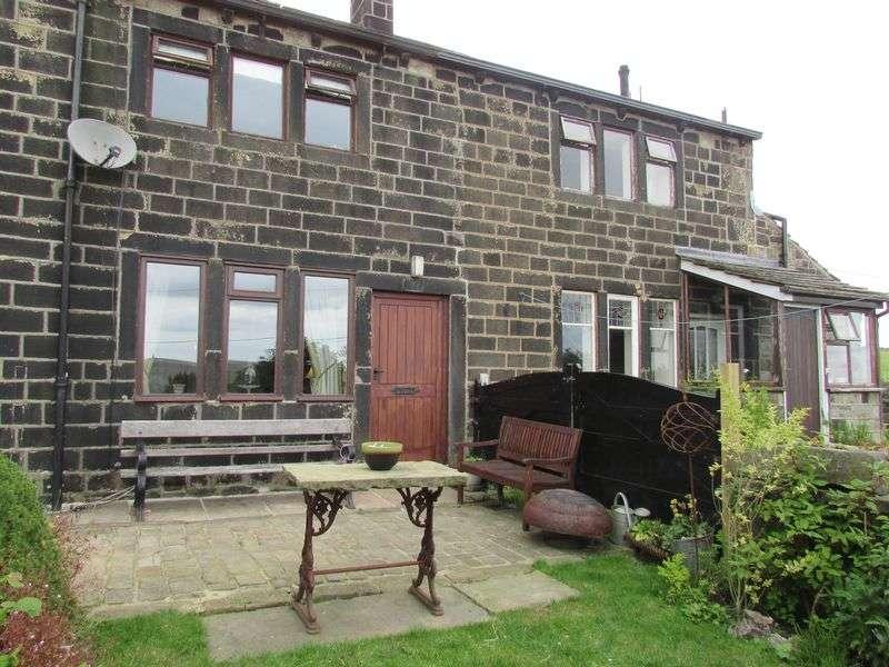 2 Bedrooms Terraced House for sale in Co-Op Buildings, Blackshaw Head