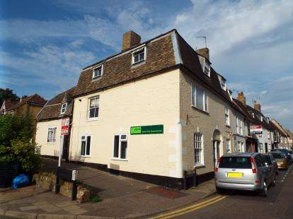 1 Bedroom Flat for sale in High Street, Huntingdon, Cambs