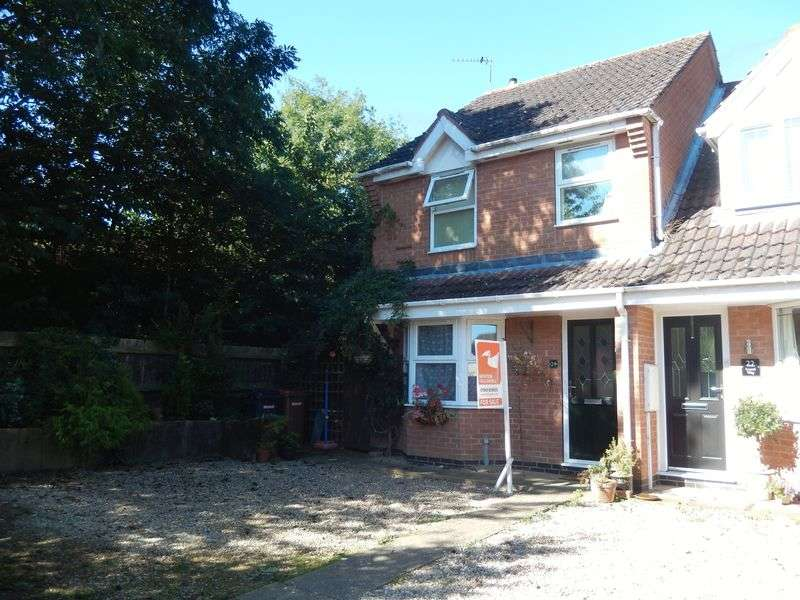 3 Bedrooms Semi Detached House for sale in Laurel Way, Bottesford