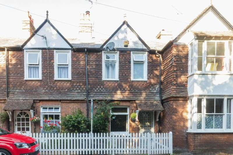 2 Bedrooms Terraced House for sale in Littlebourne
