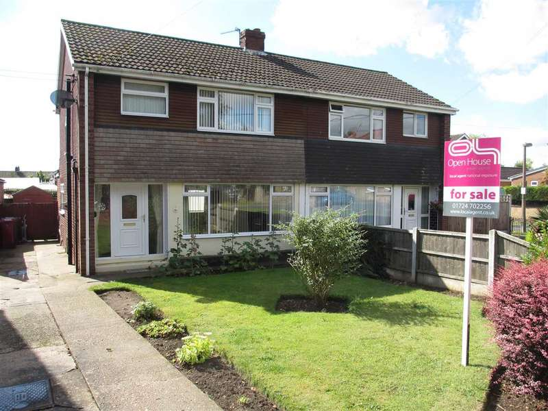 3 Bedrooms Semi Detached House for sale in Low Street, Winterton, Scunthorpe