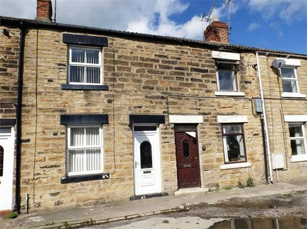 1 Bedroom Terraced House for sale in Toad Pool, West Auckland, Bishop Auckland, Durham