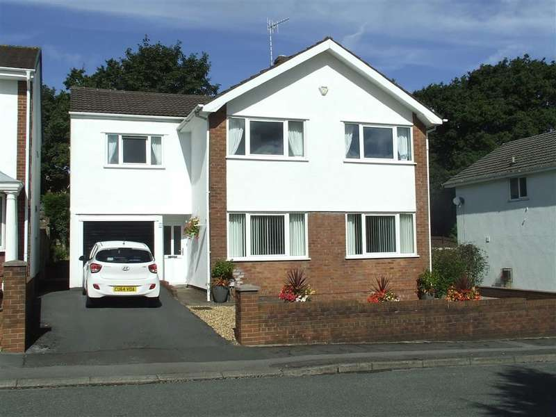 5 Bedrooms Property for sale in Bishwell Road, Gowerton