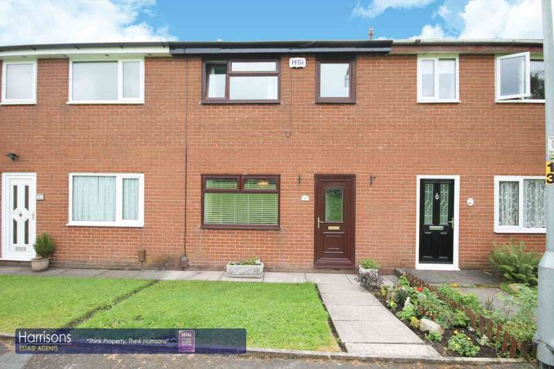 3 Bedrooms Mews House for sale in Lower South Field, Westhoughton, Bolton, Lancashire.