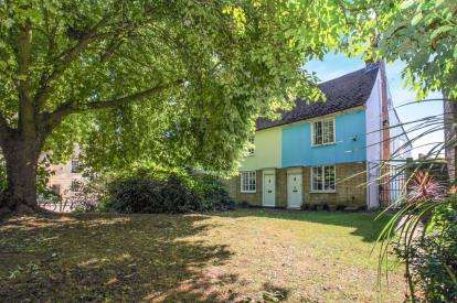 3 Bedrooms End Of Terrace House for sale in Castle Street, Cambridge, Cambridgeshire