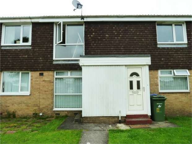2 Bedrooms Flat for sale in Cramond Way, Cramlington, Northumberland