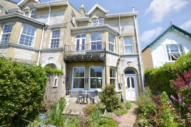 6 Bedrooms Semi Detached House for sale in Freshwater Bay, Isle Of Wight