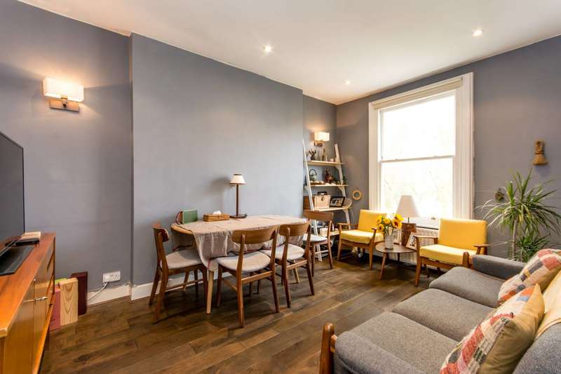 2 Bedrooms House for sale in Hamilton Gardens, St John's Wood, NW8