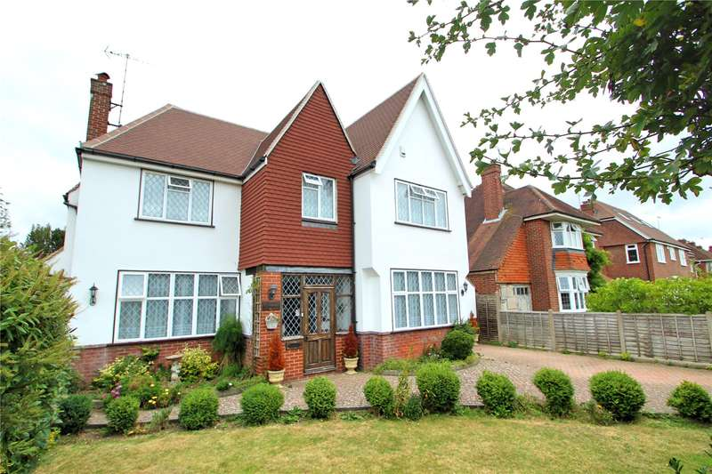 5 Bedrooms Detached House for sale in Lavington Road, Worthing, West Sussex, BN14