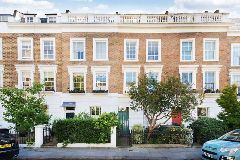 4 Bedrooms Terraced House for sale in Artesian Road, Notting Hill, London, W2