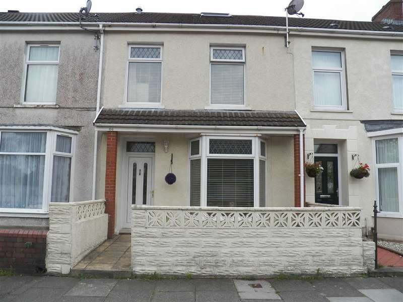 3 Bedrooms Property for sale in Albert Street, Llanelli