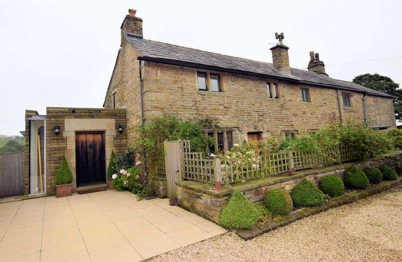 4 Bedrooms Cottage House for sale in Farm Cottage, Walker Fold Road, Smithills, Bolton