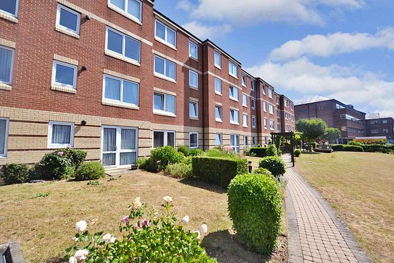 1 Bedroom Retirement Property for sale in Friars Court, Maidstone, ME14 1ER
