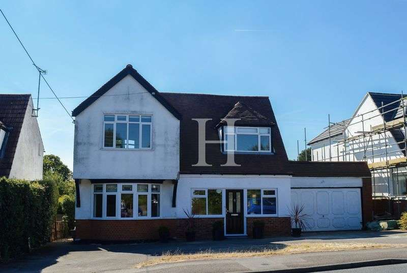 4 Bedrooms Detached House for sale in Aldermans Hill, Hockley, Essex, SS5