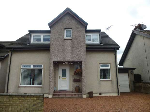 3 Bedrooms Detached House for sale in Northlea Mill Road, Riggend, Airdrie, ML6