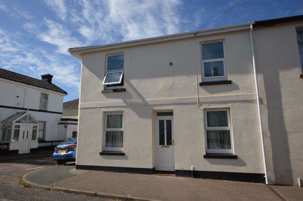 2 Bedrooms End Of Terrace House for sale in Plainmoor Road, Plainmoor, Torquay, Devon